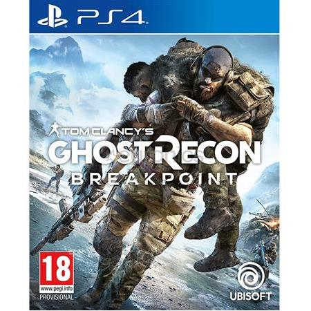 GHOST RECON BREAKPOINT PS4 OYUN