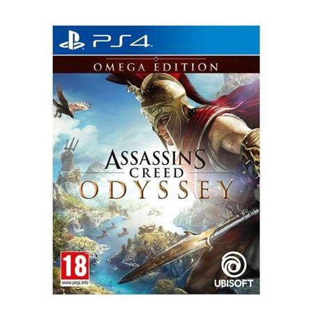 ASSASSIN'S CREED ODYSSEY OMEGA EDİTİON