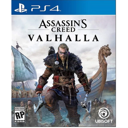ASSASSIN'S CREED VALHALLA PS4 OYUN