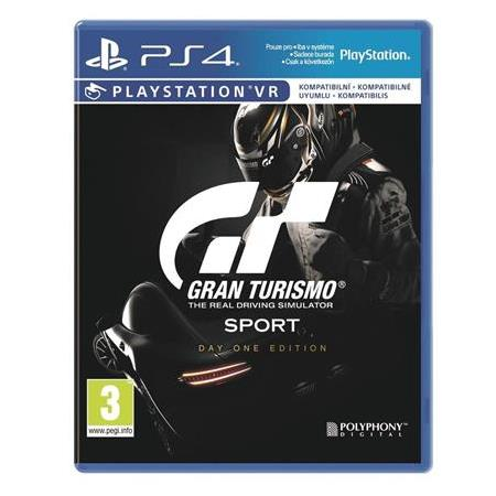 GRAN TURISMO - Day One Edition PS4 OYUN