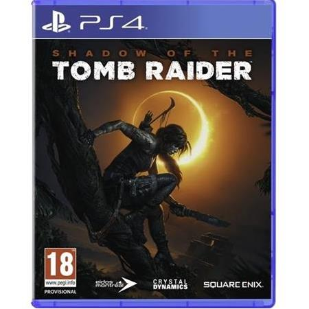 SHADOW OF THE TOMB RAIDER PS4 OYUN