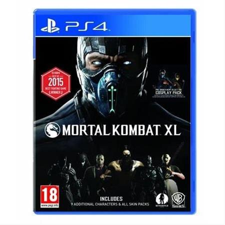 MORTAL KOMBAT XL PS4 OYUN